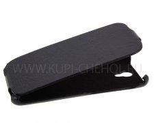 Чехол  откид  HTC Des 620  Armor Slim  чёрн флот