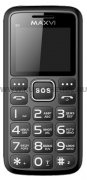 Телефон Maxvi B3 Black