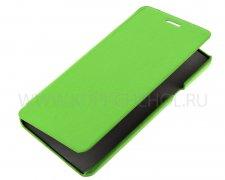Чехол книжка Samsung A700F Galaxy A7 UpCase зелёный