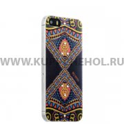 Чехол-накладка Apple iPhone 5/5S/SE Beckberg 43052 со стразами
