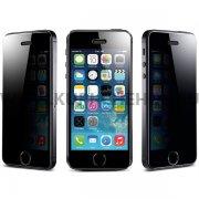 Защитное стекло Apple iPhone 5/5S Ainy 0.33mm Антишпион