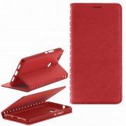 Чехол книжка Huawei P9 Lite Book Case New красный