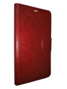 Чехол книжка Microsoft 640 Lumia XL 3G Book Type красный