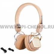 Bluetooth наушники Remax RB-200HB Brown