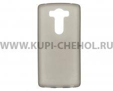Чехол-накладка LG V10 серый матовый