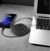 USB Apple iPhone 5 Baseus CALRX-01 Black 1.2м