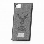 Чехол-накладка Apple iPhone 7 Proda Literature Gray