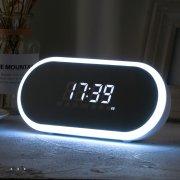 Колонка Bluetooth+часы WK SP290 White