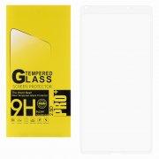 Защитное стекло Xiaomi Mi Mix 2s/Mi Mix 2 Glass Pro Full Glue белое 0.33mm