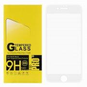 Защитное стекло Apple iPhone 7 Plus Glass Pro Full Glue 6D белое 0.33mm