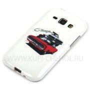 Чехол силиконовый Samsung Galaxy J1 J100f / J100h 8522