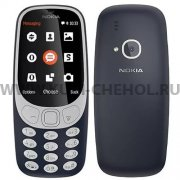 Телефон NOKIA 3310 DS Dark Blue
