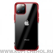 Чехол-накладка iPhone 11 Pro Max Baseus Shining Red