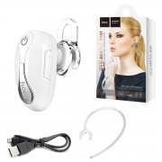 Bluetooth-гарнитура HOCO E12 White