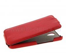 Чехол флип Lenovo A368T UpCase красный