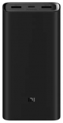 Power Bank 20000 mAh XIAOMI 3 Pro Black