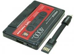 Power Bank 4000 mAh Proda Tape PPP-15 Red
