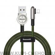 Кабель USB-iP Baseus Exciting CALCJ-B06 Green 2м