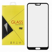 Защитное стекло Huawei Honor 10 Glass Pro Full Glue черное 0.33mm