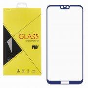 Защитное стекло Huawei Honor 9i Glass Pro Full Screen синее 0.33mm
