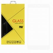 Защитное стекло Xiaomi Redmi Note 4/4 Pro Glass Pro Full Screen белое 0.33mm