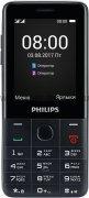 Телефон Philips E116 Black