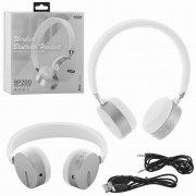 Bluetooth наушники WK BP200 White