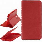 Чехол книжка Samsung Galaxy A7 (2017) A720 Book Case New красный