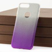 Чехол-накладка Apple iPhone 7 Plus 9191 с градиентом фиолетовый