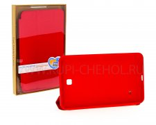 Чехол для  SAMSUNG T230  Smart Case  красн