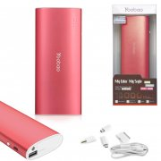 Power Bank 13000 mAh Yoobao YB-6016 красный