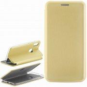 Чехол книжка Xiaomi Redmi Note 5 Pro Book Case New 3D золотой