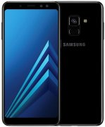 Телефон Samsung A530F Galaxy A8 2018 DS Black 32Gb