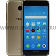 Телефон Meizu M5C 16GB Gold