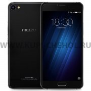 Телефон Meizu U10 16GB Black