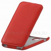 Чехол флип Explay Communicator Armor Case Full красный