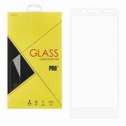 Защитное стекло NOKIA 3.1 2018 Glass Pro Full Screen белое 0.33mm