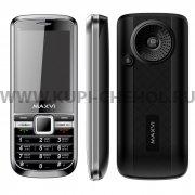 Телефон Maxvi P10 Black