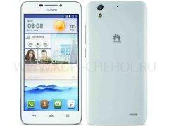 Телефон Huawei G620S White