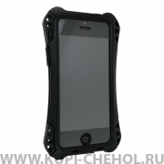 Чехол противоударный Apple iPhone 5/5S/SE R-JUST Amira RJ-04 Black