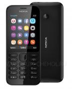 Телефон Nokia 222 Black