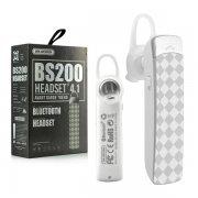 Bluetooth-гарнитура WK BS200 White