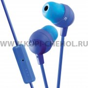 Наушники JVC HA-F37-A Marshmallow Blue