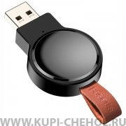 Кабель USB-Apple Watch Baseus Dotter WXYDIW02-01 Black