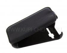 Чехол флип Alcatel One Touch 4018D Derbi чёрный