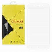 Защитное стекло  Asus ZenFone 3 Laser ZC551KL Glass Pro Full Screen белое 0.33mm