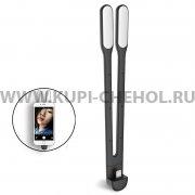Вспышка для селфи iPhone Baseus ACHDS-01 Black