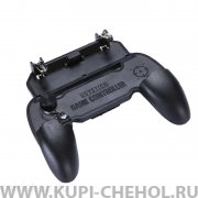 Игровой контроллер для телефона GamePad W11+ Black