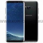 Телефон Samsung G950F Galaxy S8 DS Black 64GB