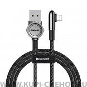Кабель USB-iP Baseus Exciting CALCJ-B01 Black 2м